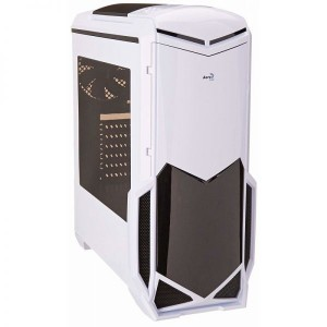 Aerocool BattleHawk White, Window-Kit (471310596903)