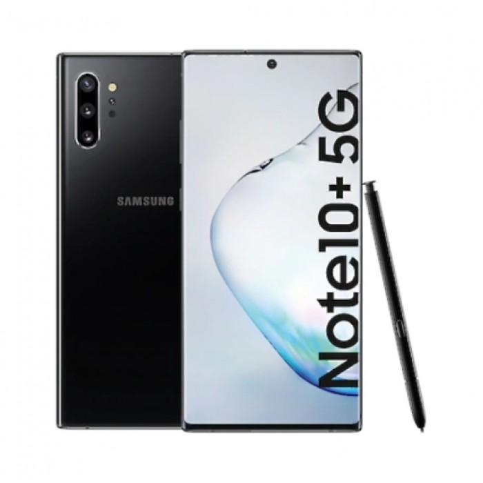 Samsung Galaxy Note 10+ 5G N976 Dual Sim 256GB Black