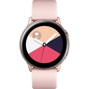 Watch Samsung Galaxy Active R500 - Rose Gold EU