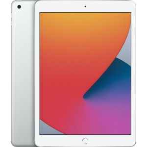 Tablet Apple iPad 10.2 (2020) 32GB WiFi - Silver DE