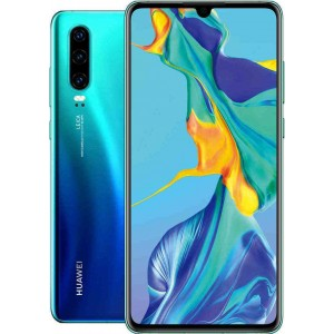 Huawei P30 Single Sim 128gb-Aurora Blue