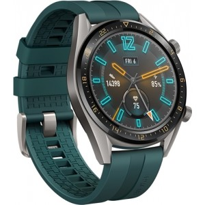 Huawei Watch GT Active-Dark Green