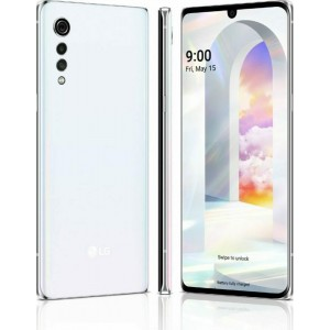 LG Velvet G900 5G SINGLE 128GB-White