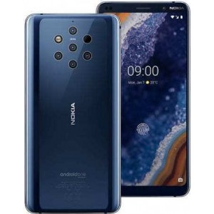Nokia 9 PureView Dual Sim 128GB Blue