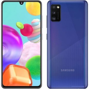 Samsung Galaxy A41 4GB/64GB Dual Prism Crush Blue
