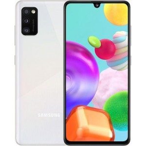 Samsung Galaxy A41 4GB/64GB Dual Prism Crush White