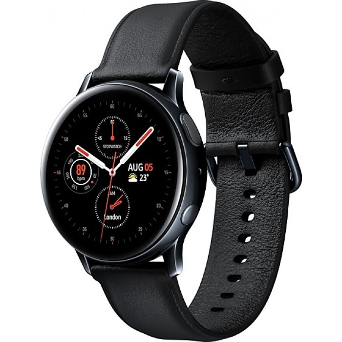 Watch Samsung Galaxy Active 2 R830 40MM Stainless Steel-Black