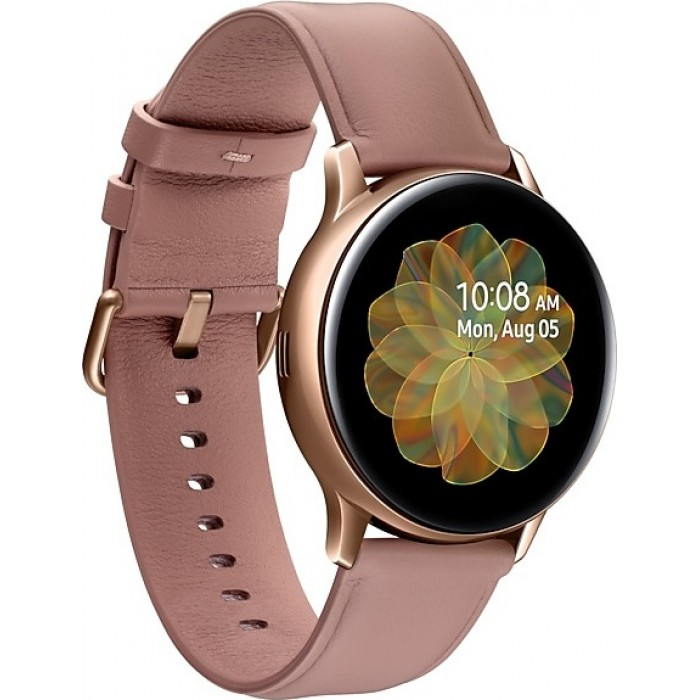 Watch Samsung Galaxy Active 2 R830 40mm Stainless Steel - Rose Gold EU