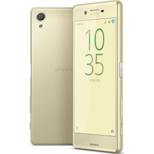 Sony Xperia X Performance (F8131 2016) 4G 32GB (3GB Ram) Single-Sim Lime Gold EU