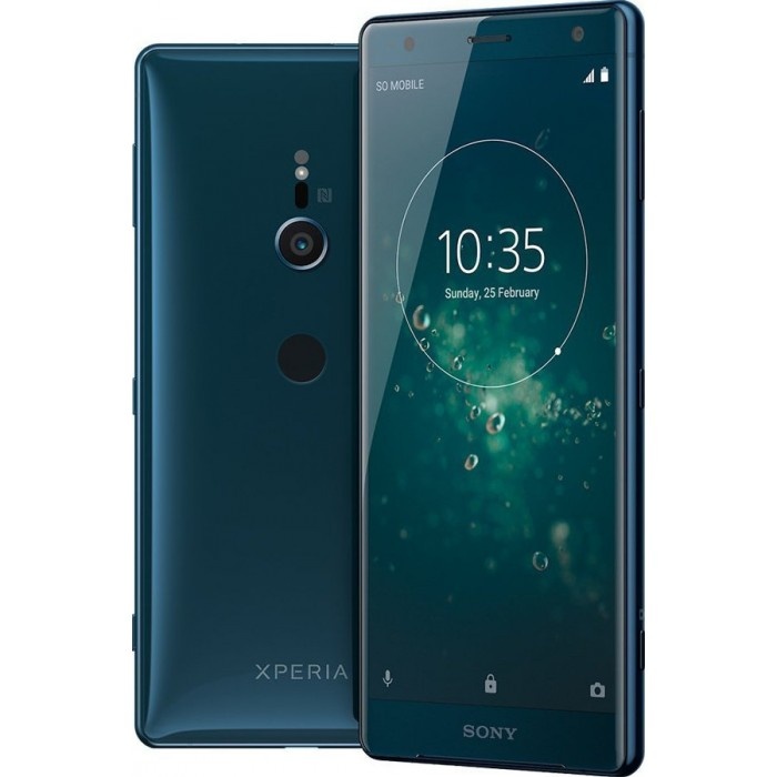 Sony Xperia XZ2 (H8216 2018) 4G 64GB Single-Sim Deep Green EU