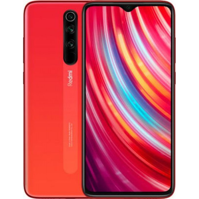 Xiaomi Redmi Note 8 Pro Dual Sim 6GB RAM 64GB Orange