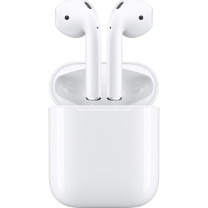 Apple AirPods White with Charging Case