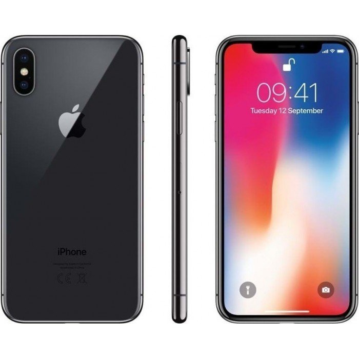 Apple iPhone X (256GB) Space