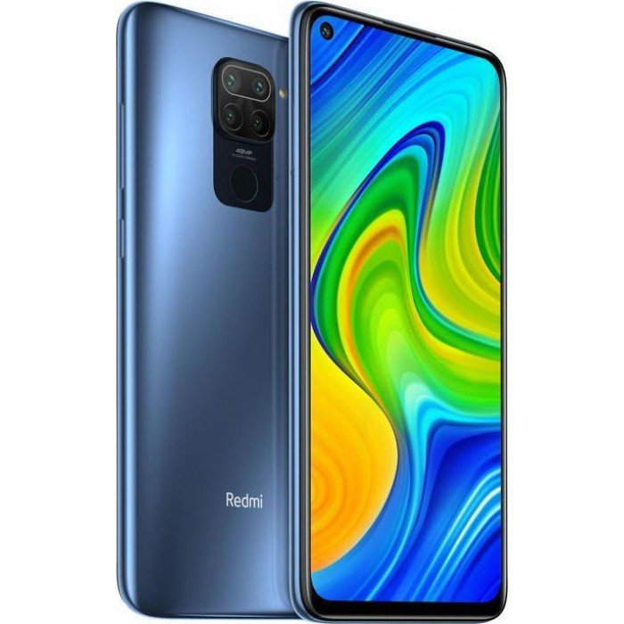 Xiaomi Redmi Note 9 Dual 4GB/128GB Midnight Grey EU
