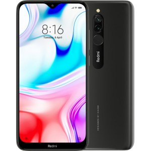 Xiaomi Redmi 8 (4GB/64GB) Dual Black
