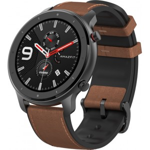 Xiaomi (Α1902) Amazfit GTR Watch 47mm Stainless Steel